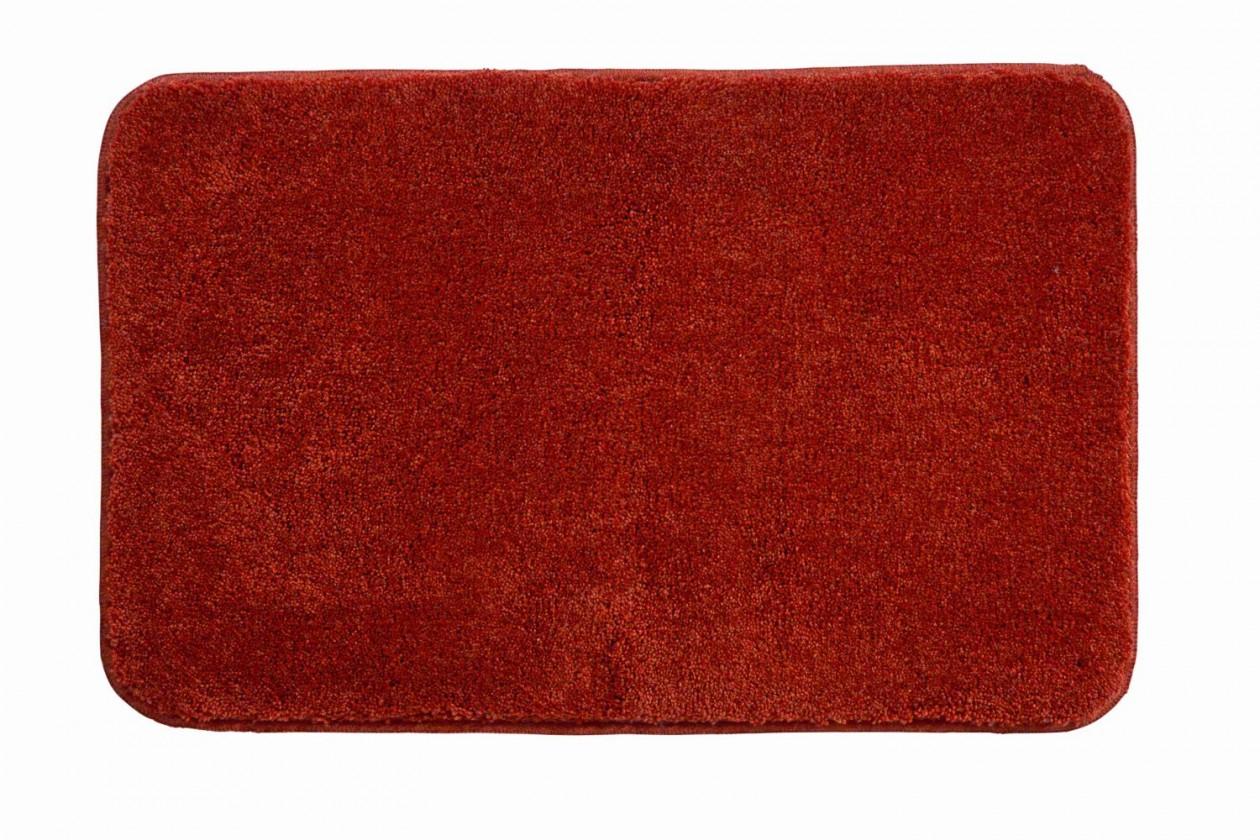Ono - Kúpeľňová predložka 70x120 cm (čínská červená)