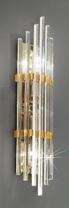 Ontario - E14, 40W, 9,5x41x7 (zlatá)