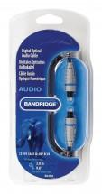Optický audio kábel Bandridge BAL5603, 3m