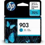 Originálna azúrová atramentová náplň HP 903
