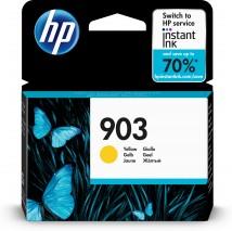 Originálna žltá atramentová náplň HP 903