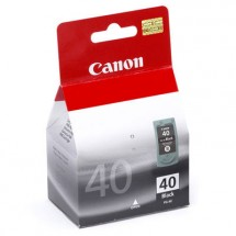 Originálne čierna cartridge Canon black PG-40 0615B001