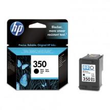 Originálne čierna cartridge HP 350