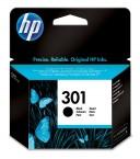 Originálne čierna cartridge HP CH561EE, HP 301
