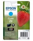 Originálne cyan tlačová kazeta Epson Claria Home Ink