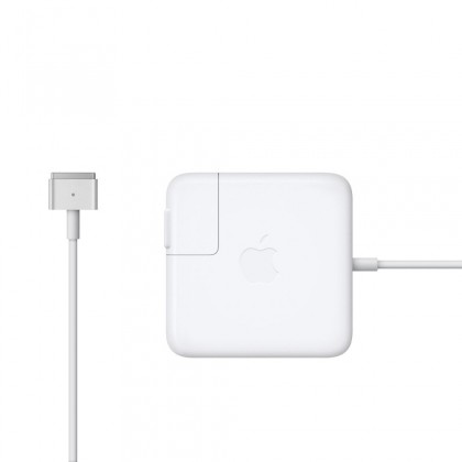 Originálne nabíjačky Adaptér Apple MagSafe 2 Power, 45W, pre MacBook Air, biela