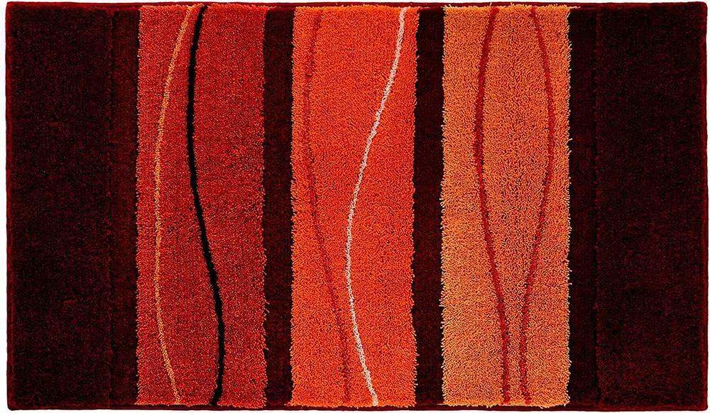 Orly - Kúpeľňová predložka 60x100 cm (terra)