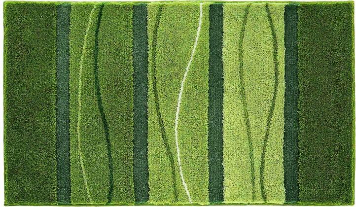 Orly - Kúpeľňová predložka 60x100 cm (zelená)