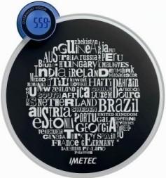 Osobná váha Imetec 5667 BS3 300