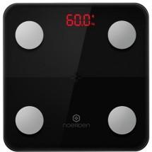 Osobná váha Noerden MINIMI Black, 150 kg