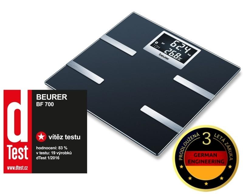 Osobná váha Osobná váha Beurer BF700, smart