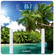Osobná váha Scarlett SC-BS33ED12, digitálne, diagnostická