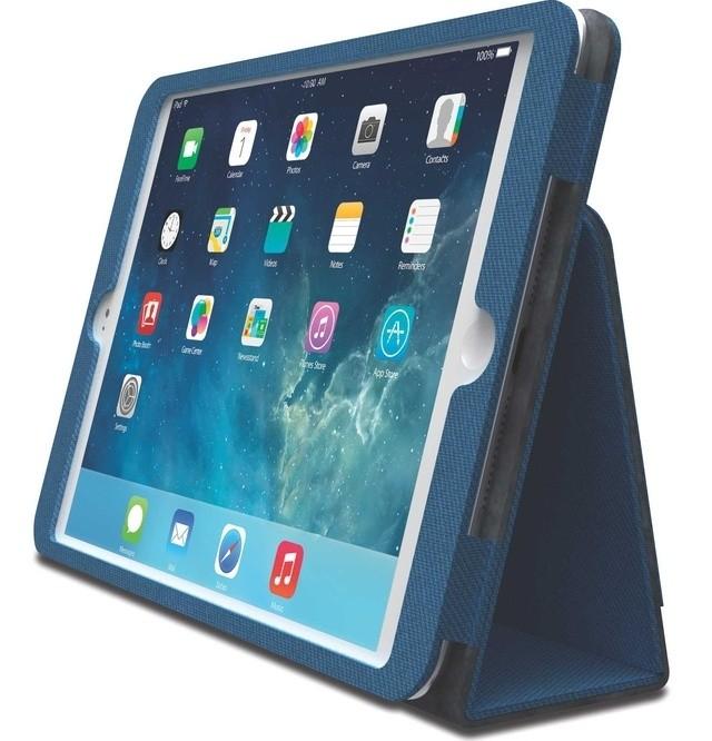 Ostatné Kensington Comercio Soft Folio Case & Stand for iPad 5 - BLUE