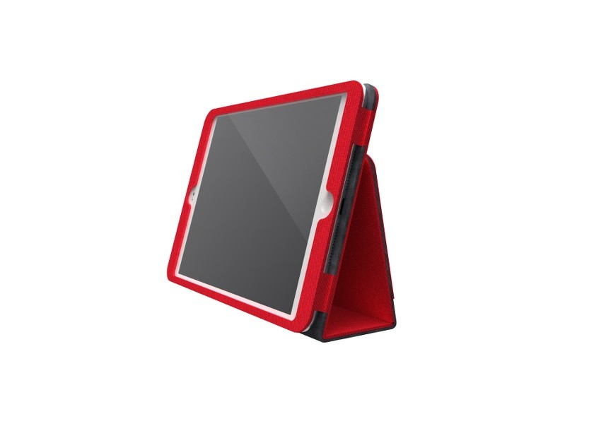 Ostatné Kensington Comercio Soft Folio Case & Stand for iPad5 - RED BAZAR