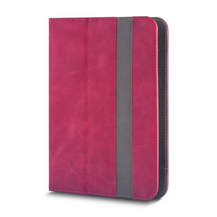 """Ostatné Knižná puzdro Fantasia na tablet 7-8"""", červená koža"""