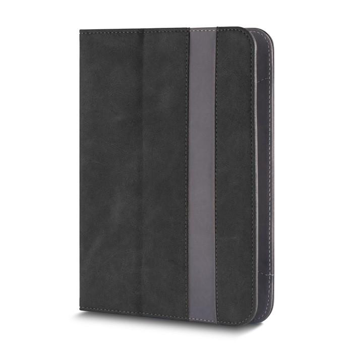 """Ostatné Knižná puzdro Fantasia na tablet 7-8"""", čierna koža"""