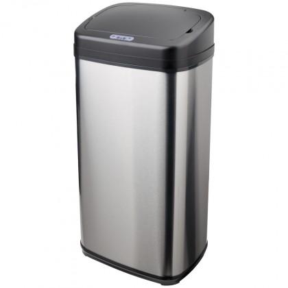 Ostatné kuchynské potreby automatický bezdotykový odpadkový koš DuFurt OK42X, 42l