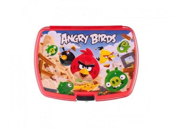 Ostatné kuchynské potreby BANQUET Svačinový box Angry Birds