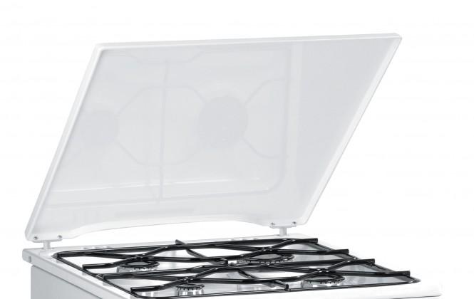 Ostatné kuchynské potreby Lakovaný biely príklop MORA 685974