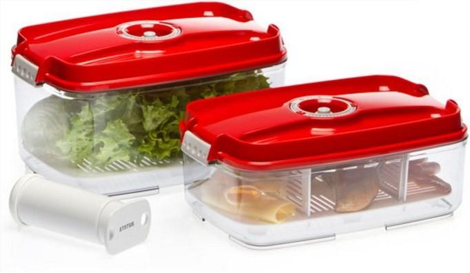 Ostatné kuchynské potreby Vakubox Status 157531, 5 dielny set