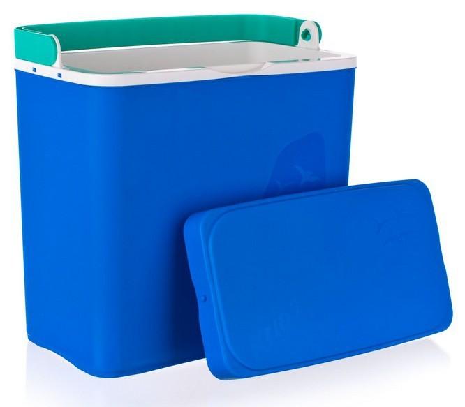 Ostatné kuchynské potreby VETRO-PLUS Chladiaci box modrý