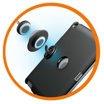 Ostatné MKF CLICK COVER Case iPad 2-3-4