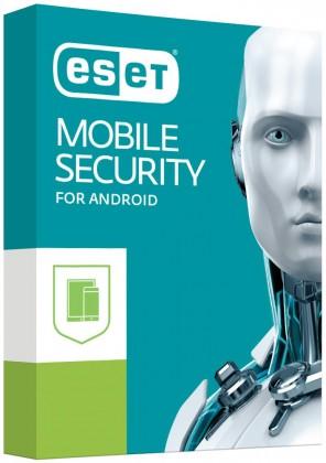 Ostatné príslušenstvo Antivír ESET pre telefóny a tablety s Android, ročná licencia
