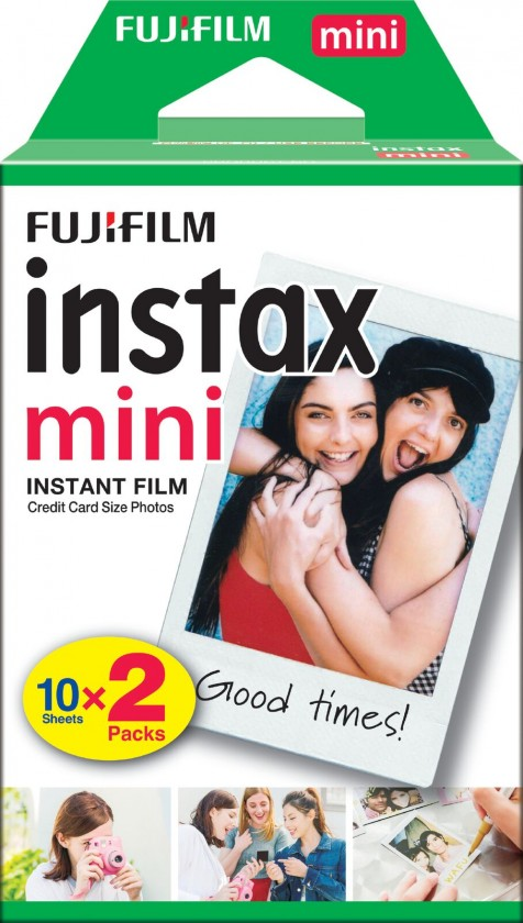 Ostatné príslušenstvo foto Fotopapier Fujifilm Instax Mini GLOSSY 20ks