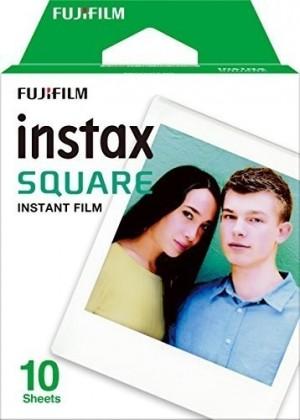 Ostatné príslušenstvo foto Fotopapier Fujifilm Instax Square, 10ks v balení