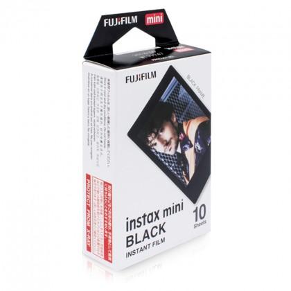 Ostatné príslušenstvo foto Fotopapier pre Fujifilm Instax Mini, 10ks, čierna