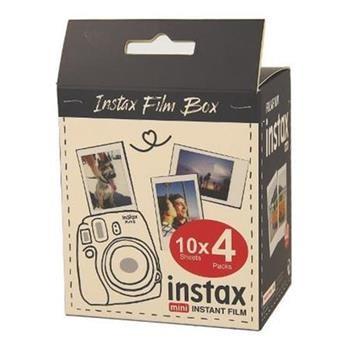 Ostatné príslušenstvo foto Fotopapier pre Fujifilm Instax Mini, 40ks