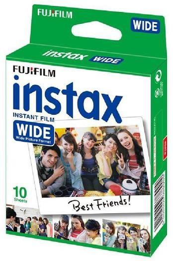 Ostatné príslušenstvo foto Fotopapier pre Fujifilm Instax Wide 300, 10ks