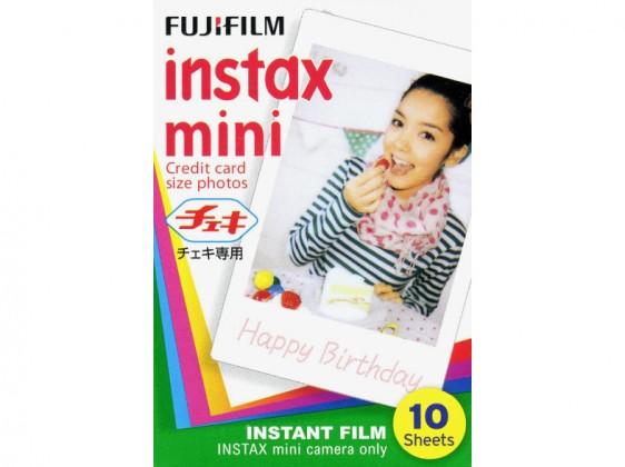 Ostatné príslušenstvo foto Fujifilm Instax mini glossy 10ks