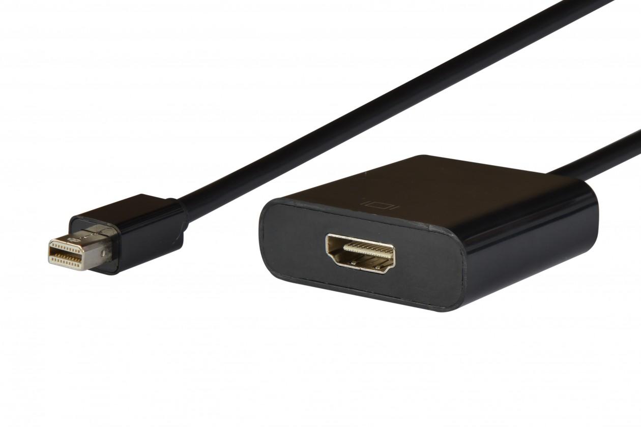 Ostatné príslušenstvo k mobilom Adaptér Mini DisplayPort / HDMI AQ OK108R