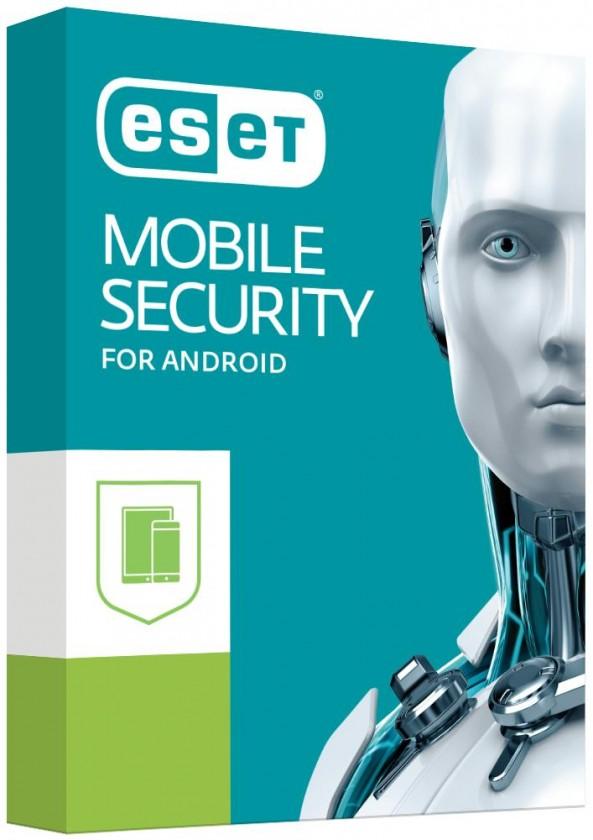Ostatné príslušenstvo k mobilom Antivírus ESET pre telefóny a tablety s Android, ročná licencia