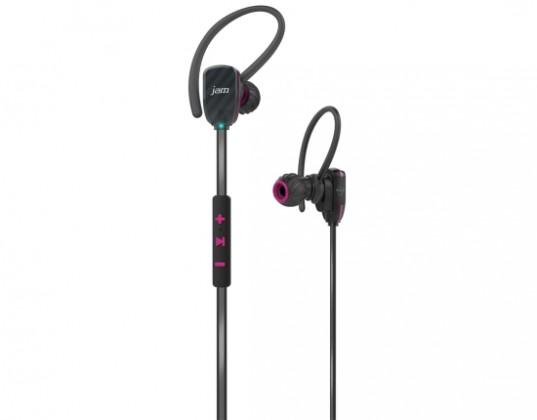 Ostatné príslušenstvo k mobilom Jam Audio Transit Micro Sports Buds Pink HX-EP510PK