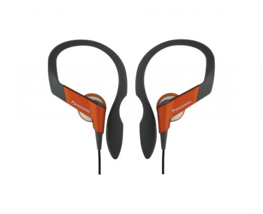 Ostatné príslušenstvo  Sportovní sluchátka s klipem Panasonic RP-HS33E-D