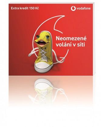 Ostatné príslušenstvo Vodafone karta pro partu VOLEJ