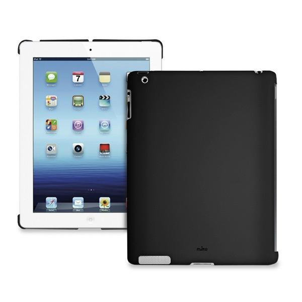 Ostatné Puro puzdro Cover iPad Back čierne