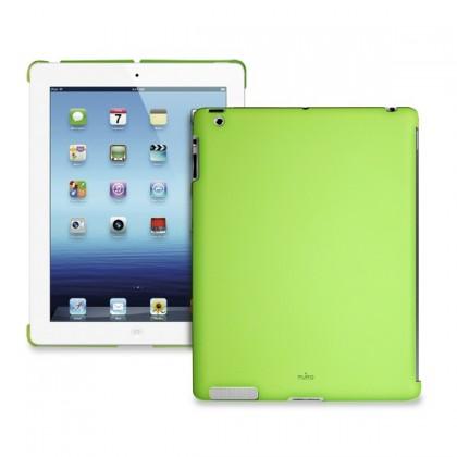 Ostatné Puro puzdro Cover iPad Back zelené