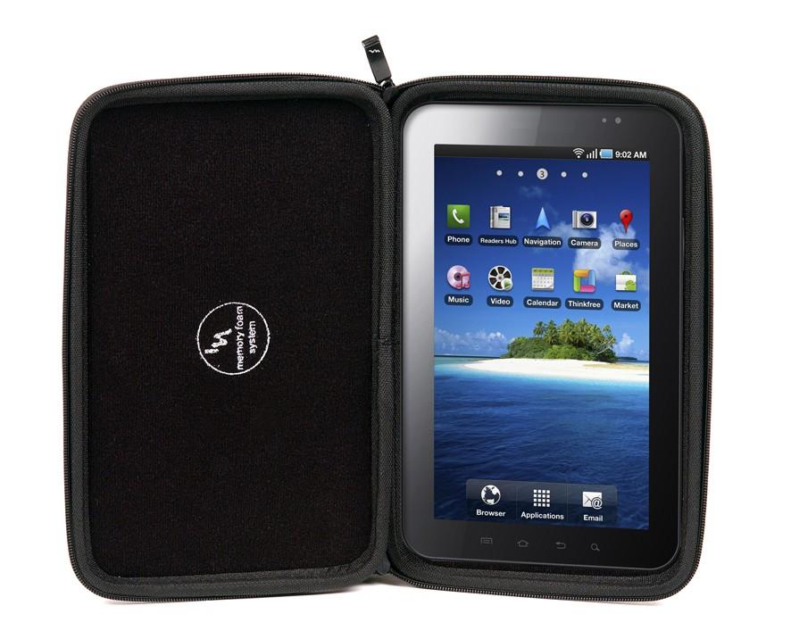 """Ostatné Puzdro T & B pre tablet 7"""", pevné, čierne"""