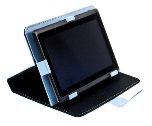 "Ostatné Puzdro Tablet Book 7"" blue (195x120mm), so stojanom"