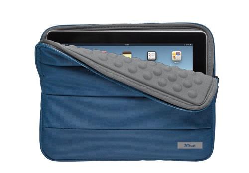 """Ostatné TRUST 10"""" Bubble Sleeve tablets modrá"""