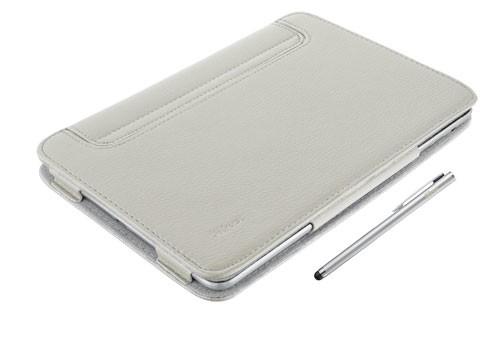 Ostatné Trust eLiga Elegant Folio Stand with stylus for iPad mini - sand