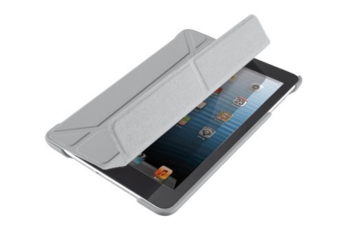 Ostatné  Trust Tria Smart Case & Stand for iPad mini - grey