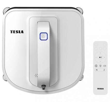 Ostatné značky vysávačov Robotický čistič okien Tesla RoboStar W550