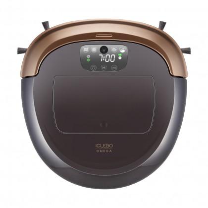 Ostatné značky vysávačov Robotický vysavač iCLEBO Omega