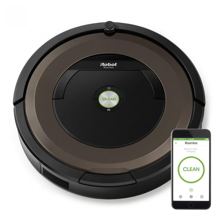 Ostatné značky vysávačov Robotický vysávač iRobot Roomba 896, WiFi