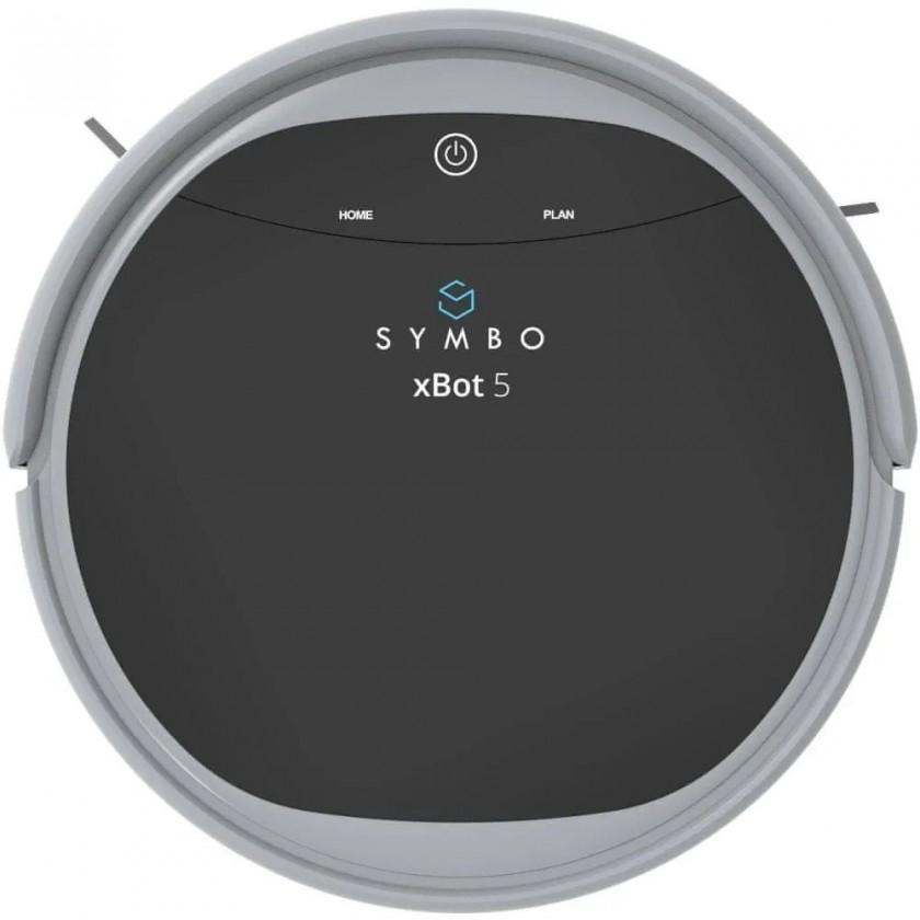Ostatné značky vysávačov Robotický vysávač Symbo xBot 5, 2v1