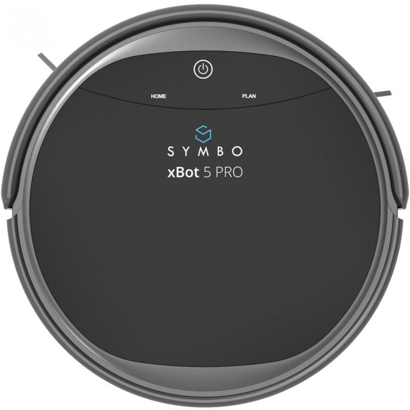 Ostatné značky vysávačov Robotický vysávač Symbo xBot 5 PRO Wifi, 2v1
